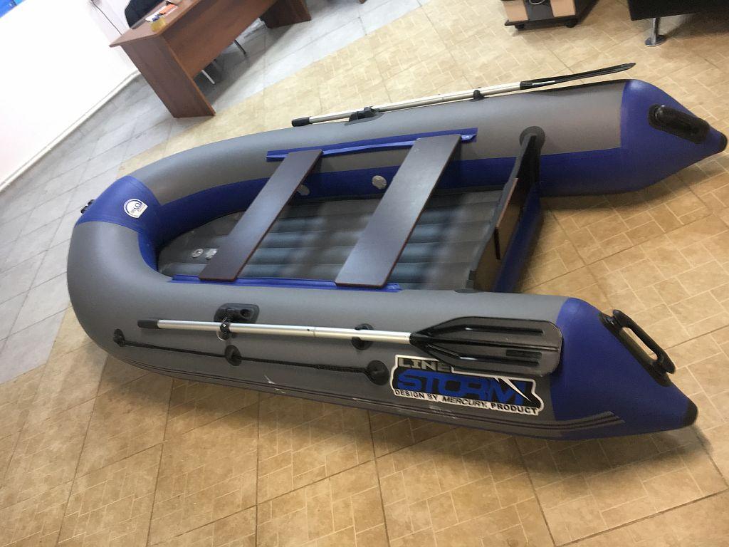 Надувная лодка Mercury Stormline Classic AIR 300