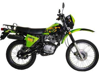 Мотоцикл Racer (Рейсер) Enduro L150 RC150-23X